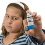 Childhood asthma and obesity